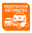 Motor vehicle registration estimates